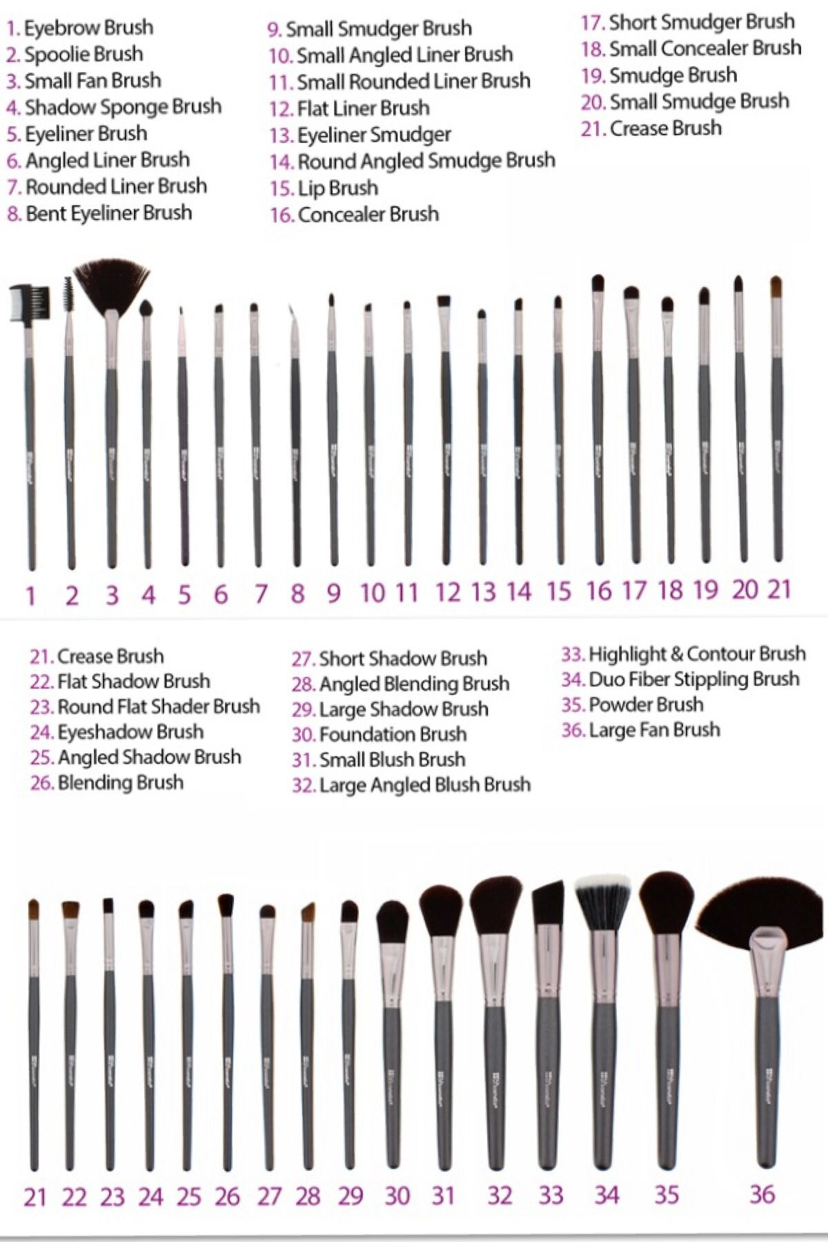Clothing, Shoes & Jewelry Women makeup brushes http