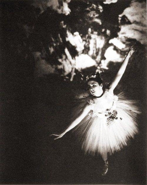 Jack O'Reilly Tamara Toumanova (after Degas) 1940s.