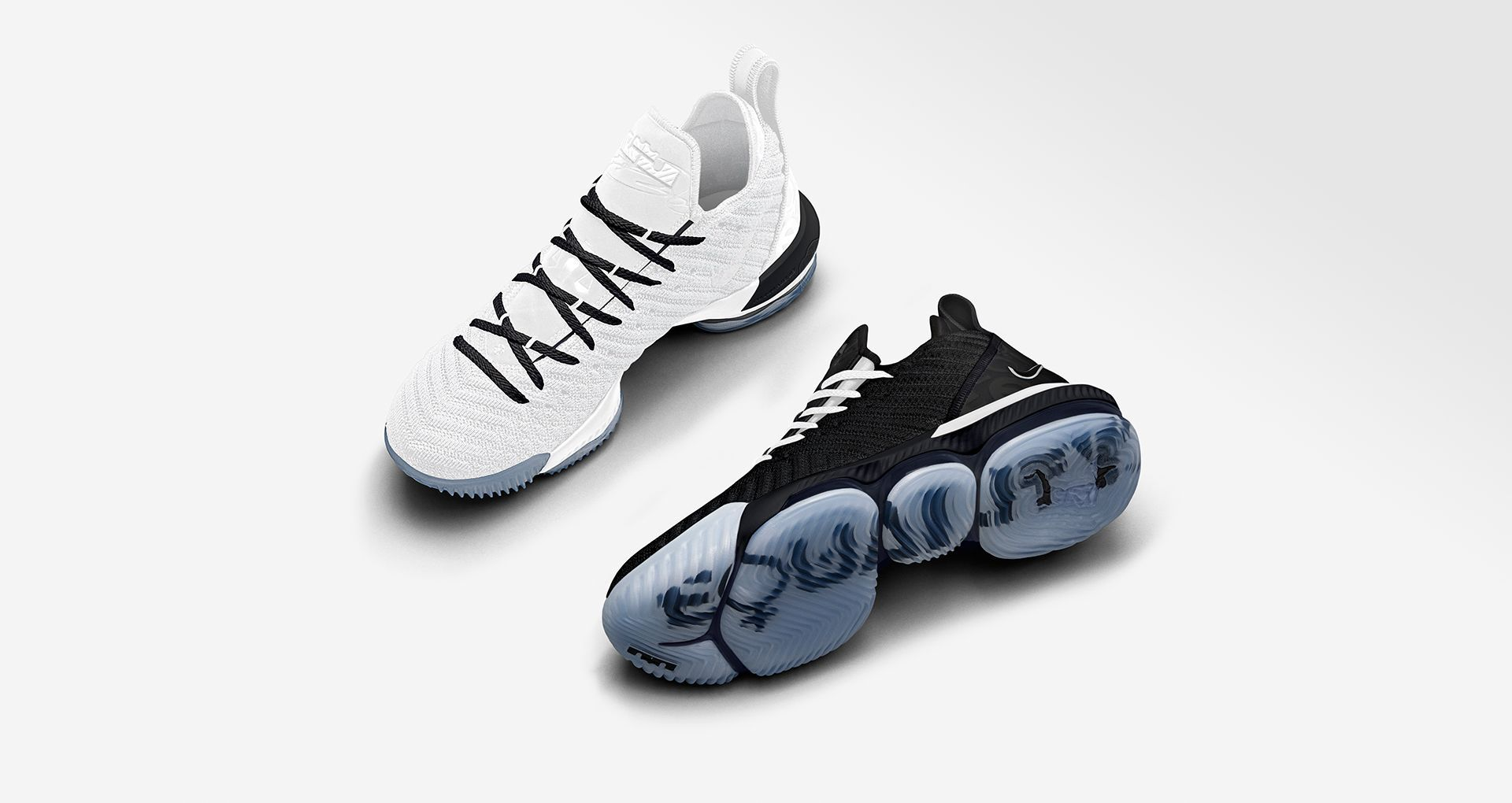 new product 6b771 785fb Lebron 16 Equality 2019 'Black & White' Release Date | Wish ...
