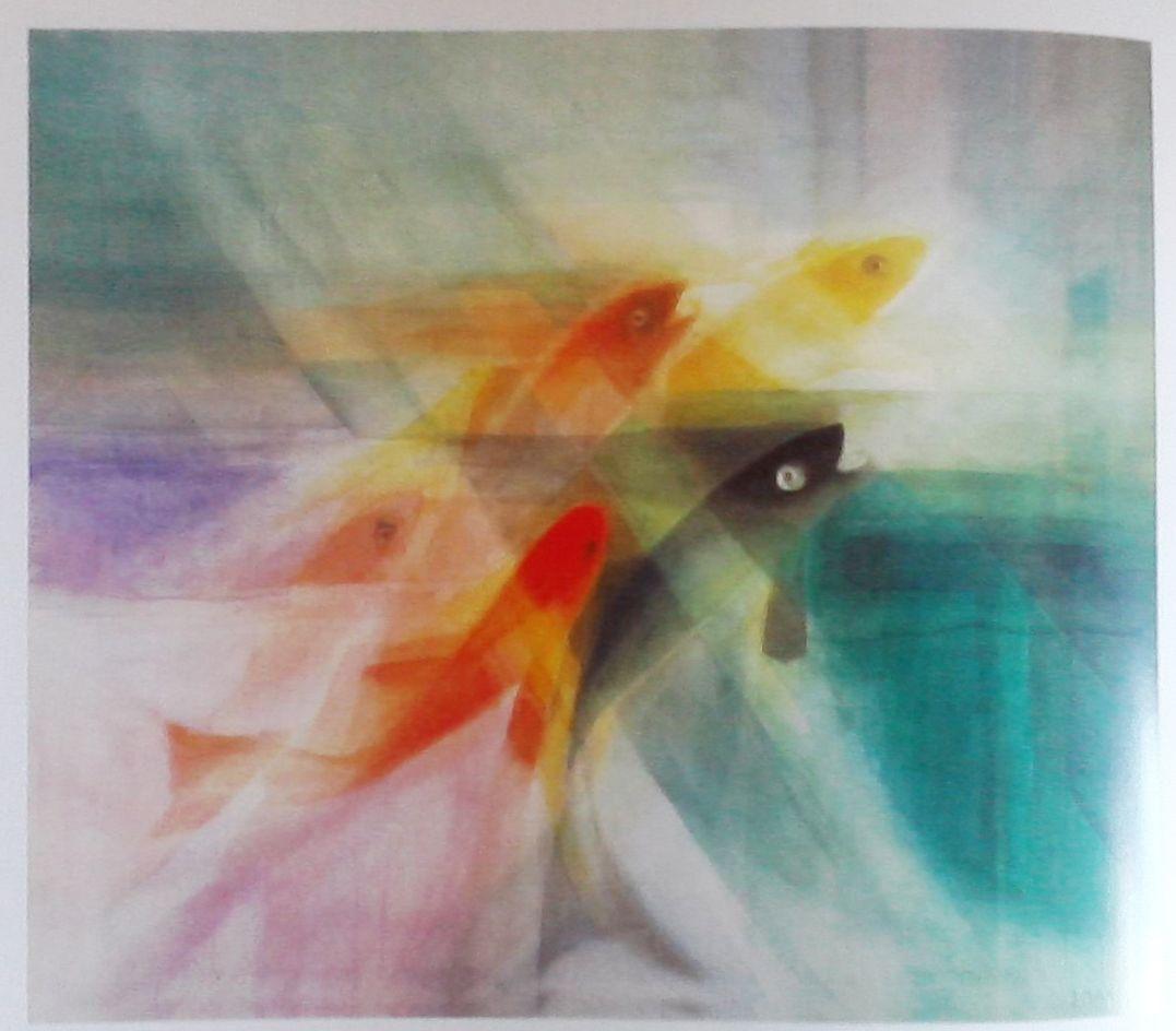 Amselhof Kunstdrucke liane collot dherbois 7 живопись watercolor and