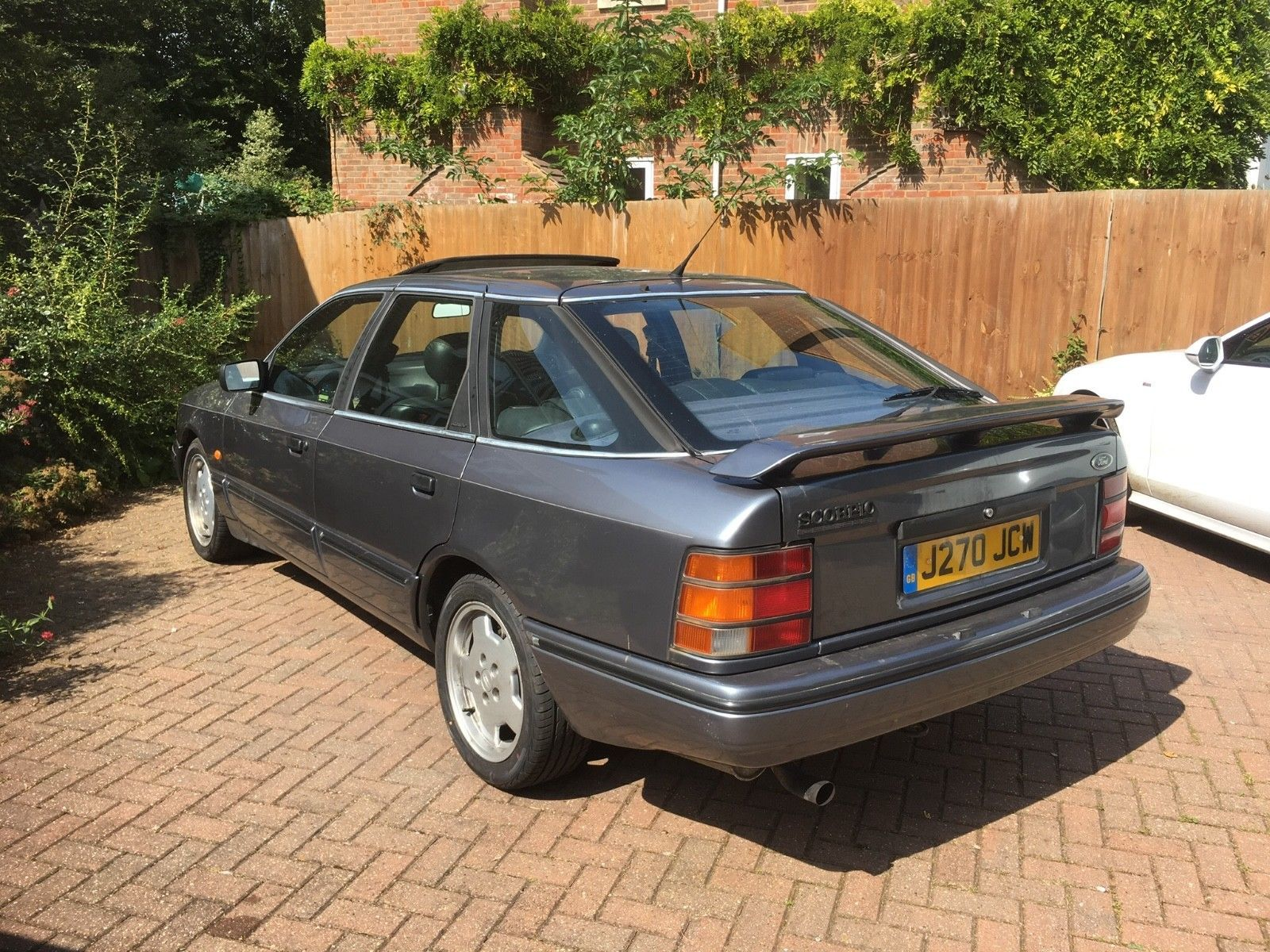 Looking For A Ford Granada 2 9 Scorpio 24 Valve Cosworth This One Is On Ebay