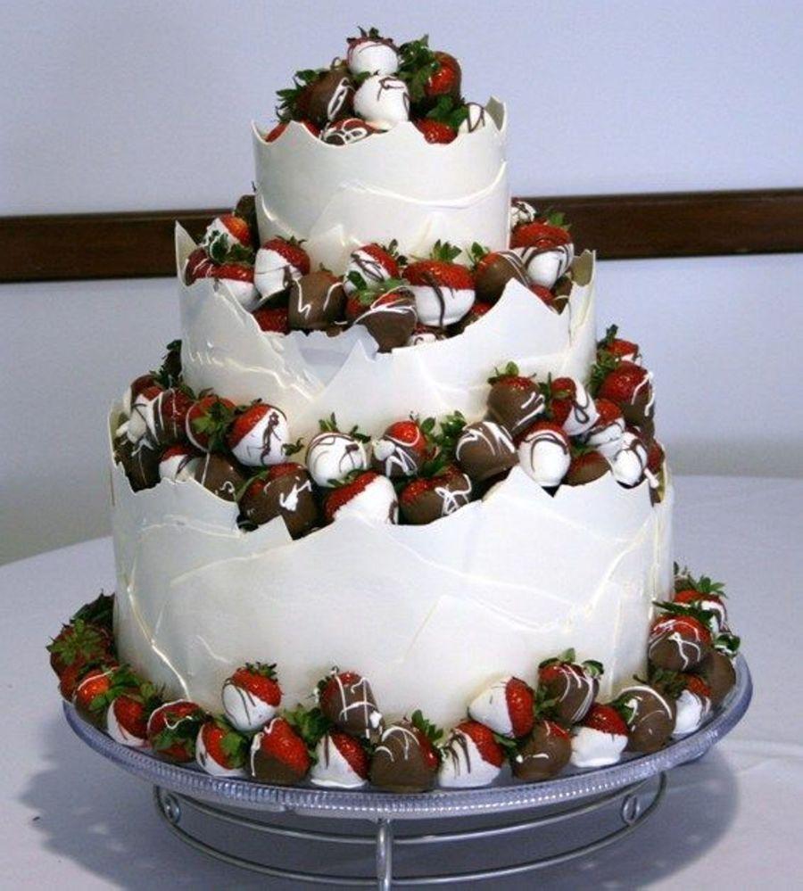 Wedding Wrap on Cake Central