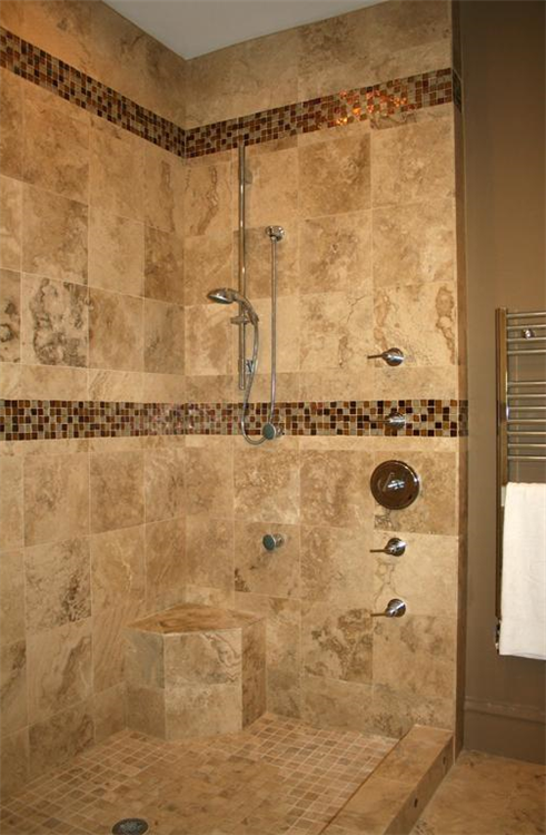 Venetian Bathroom Designs | Bathroom-Shower-Tile-Designs-To