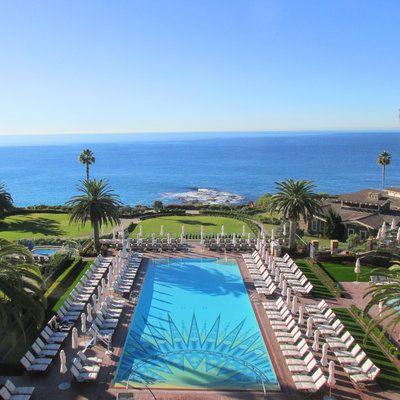 Montage Laguna Beach Highway 1 Pacific Coast Hotels