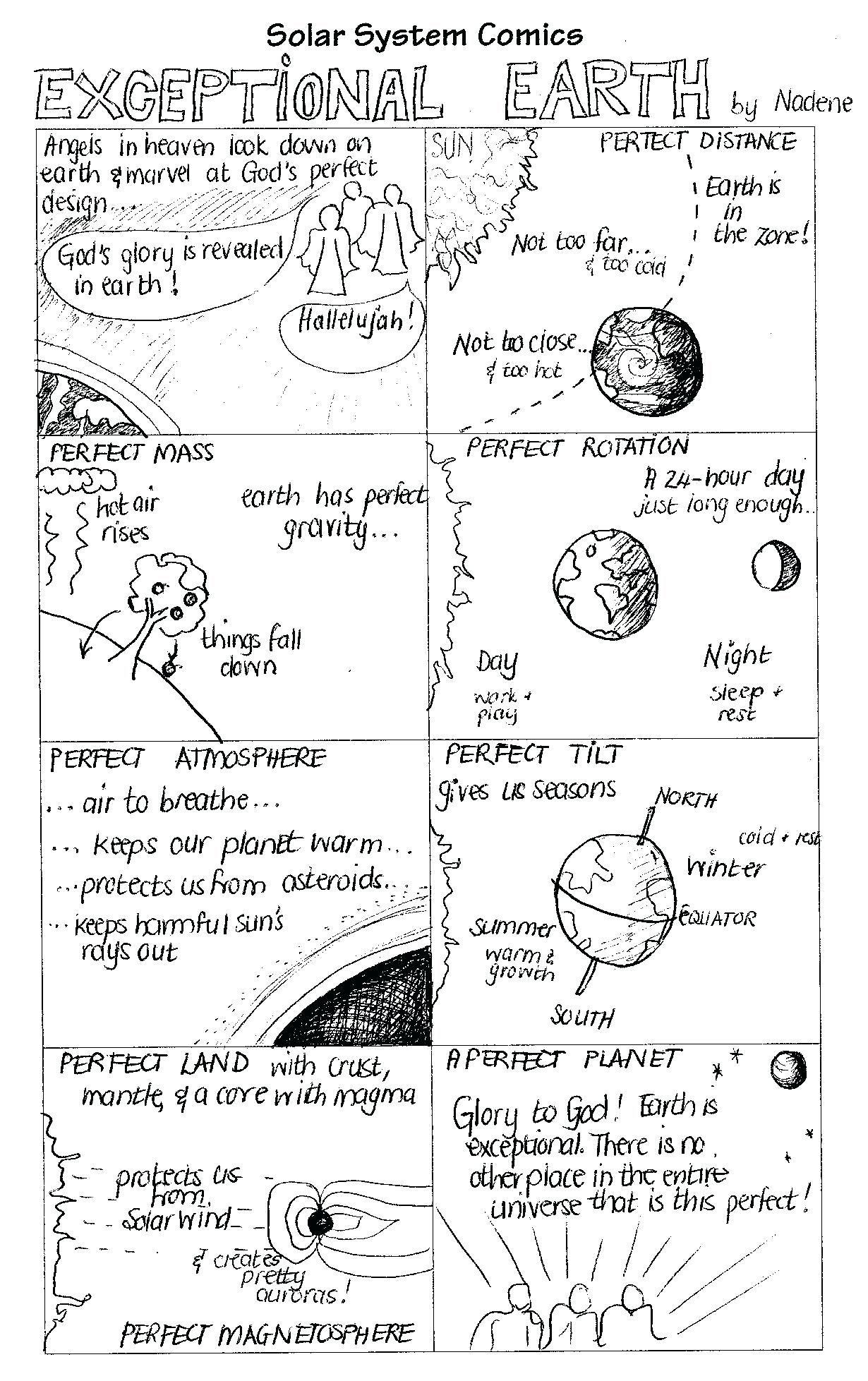 Solar System Worksheet High School 14 Worksheet