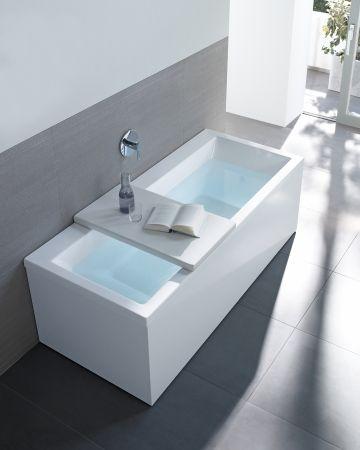 Duravit - Bathtub covers | bathroom | Pinterest | Bathtub cover ...