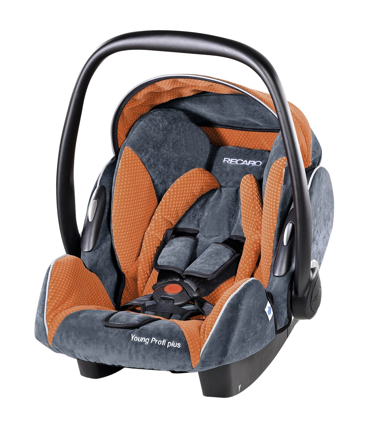 Recaro Young Profi Plus Microfibre Grey/Pepper Baby car