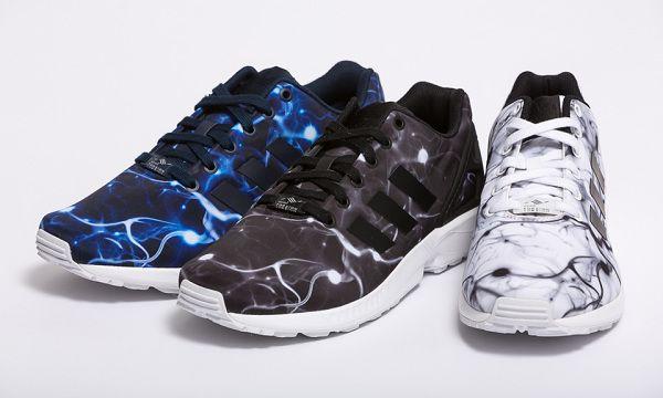 adidas zx flux blancas foot locker
