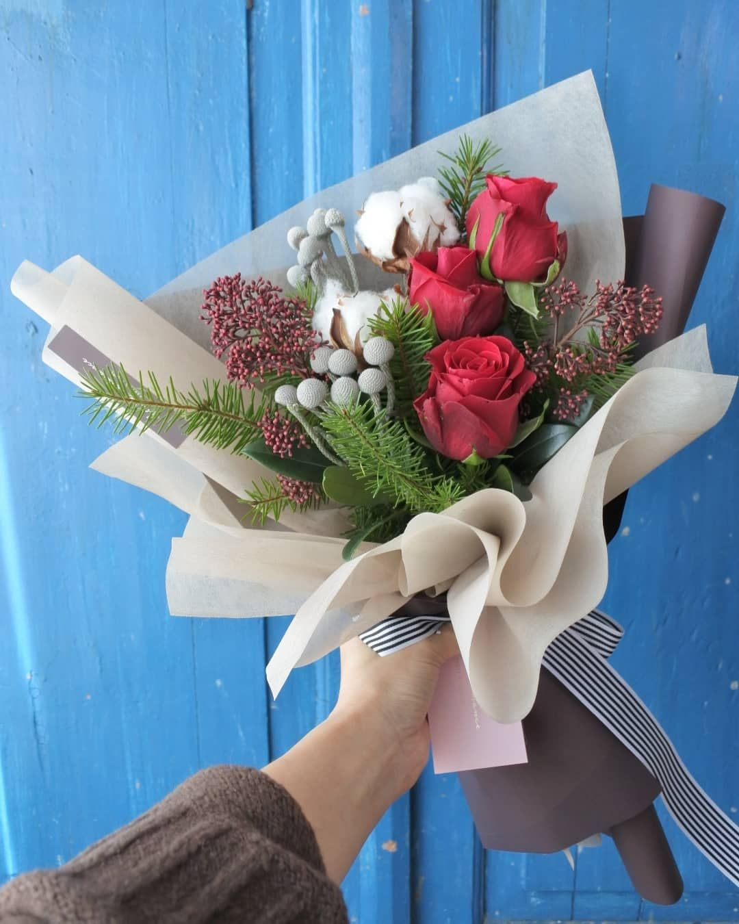아뜰리에로망 상품 예약 및 클래스문의 카톡아이디 Floristjulie Www Atelier Romance Co Kr How To Wrap Flowers Flowers Bouquet Flowers