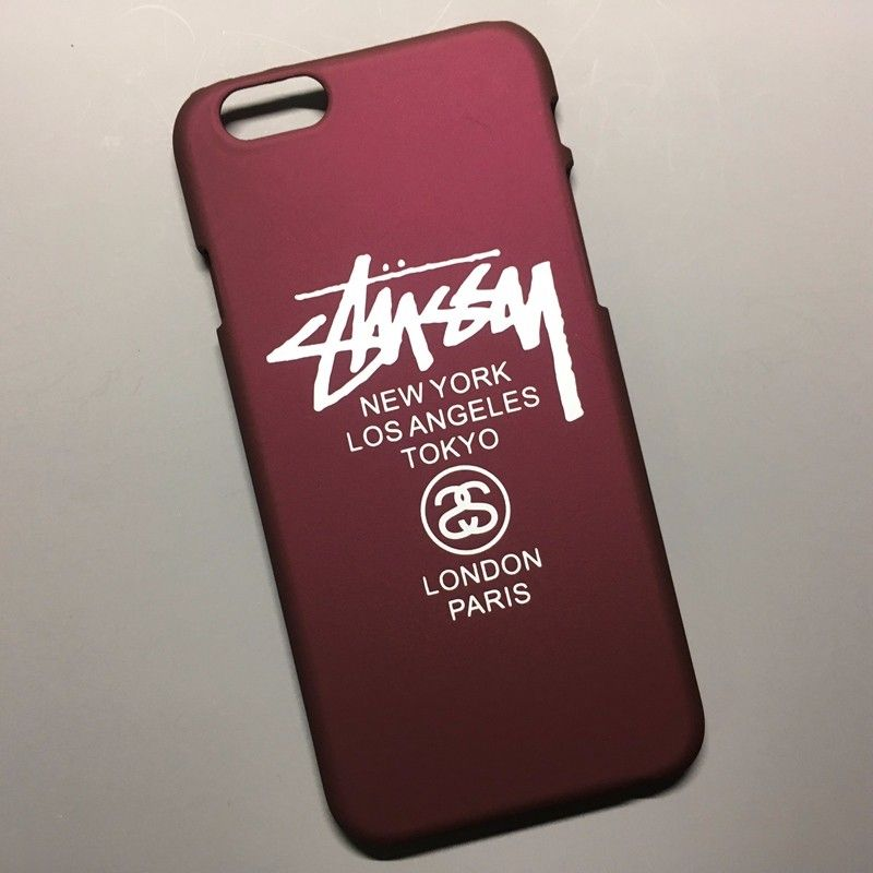 Super Stussy Brand Case for iPhone 7 Case, Luxury Matte touch feeling  YH52