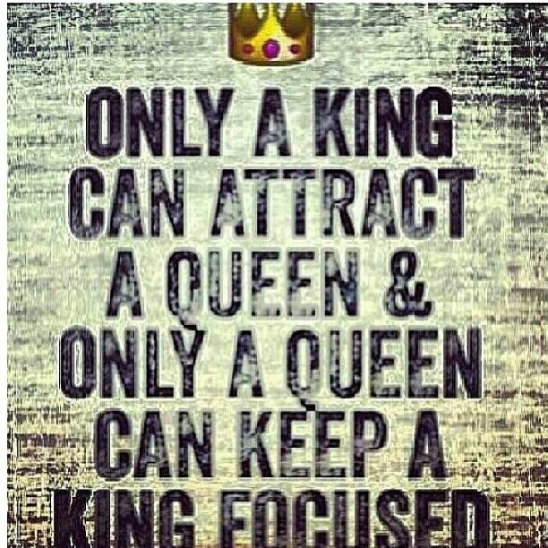 Citaten Love Queen : Im gonna have to work on that whole keep him focused thing. darn
