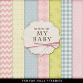 Neue Werbegeschenke  My Baby Far Far Hill  Kostenlose digitale Datenbank