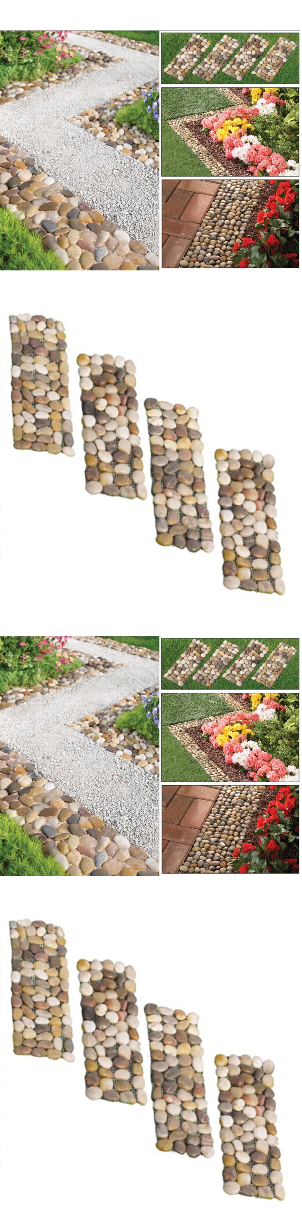 Decorative stone for outdoor decoration