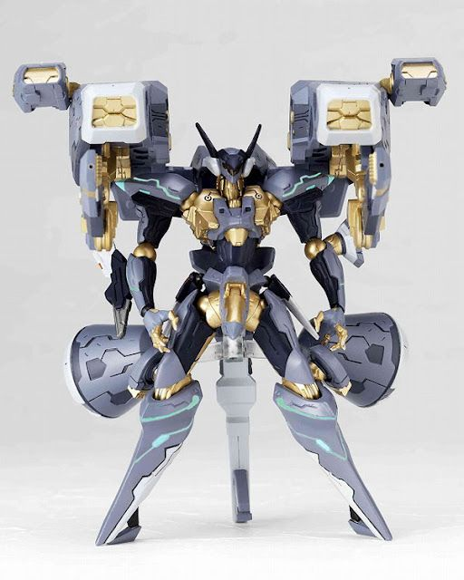 Revoltech No.119 Jehuty & Vector Cannon