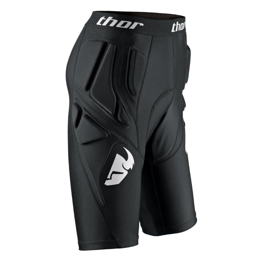 Thor Padded Riding Shorts Riding Outfit Dirt Bike Suits Mens Bottom