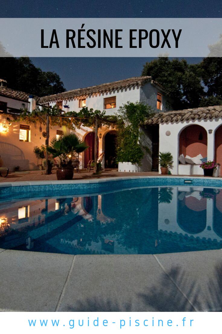 La Resine Epoxy Construire Une Piscine Villa De Reve Piscine Hors Sol