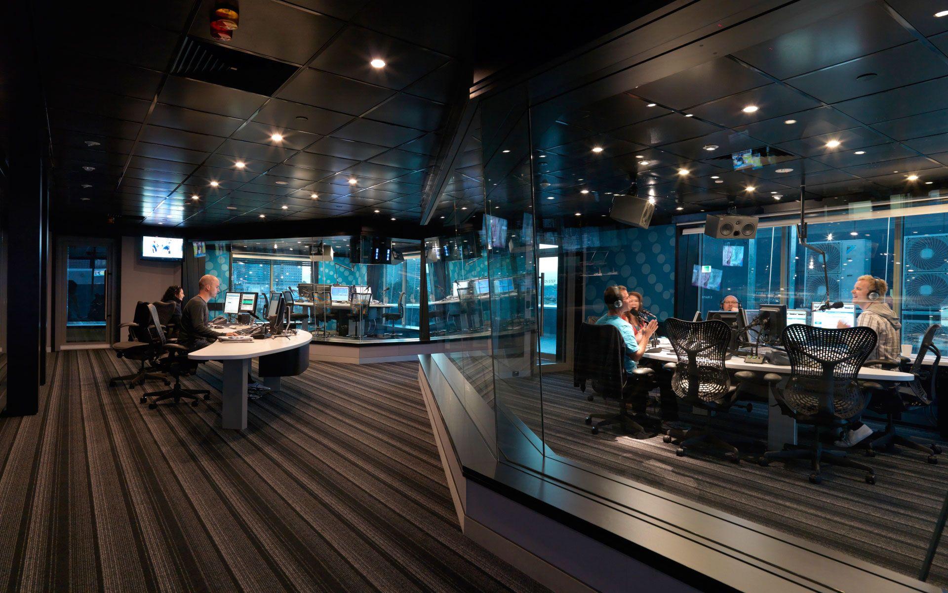 office radios. Radio Station Office Design - Google Search Radios