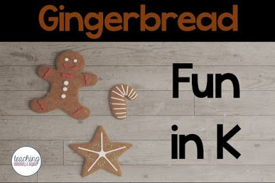 Engaging gingerbread activities and ideas to help busy teachers. Poetry, math, literacy and even activities like a hunt keep students having fun over the Christmas holidays at school!