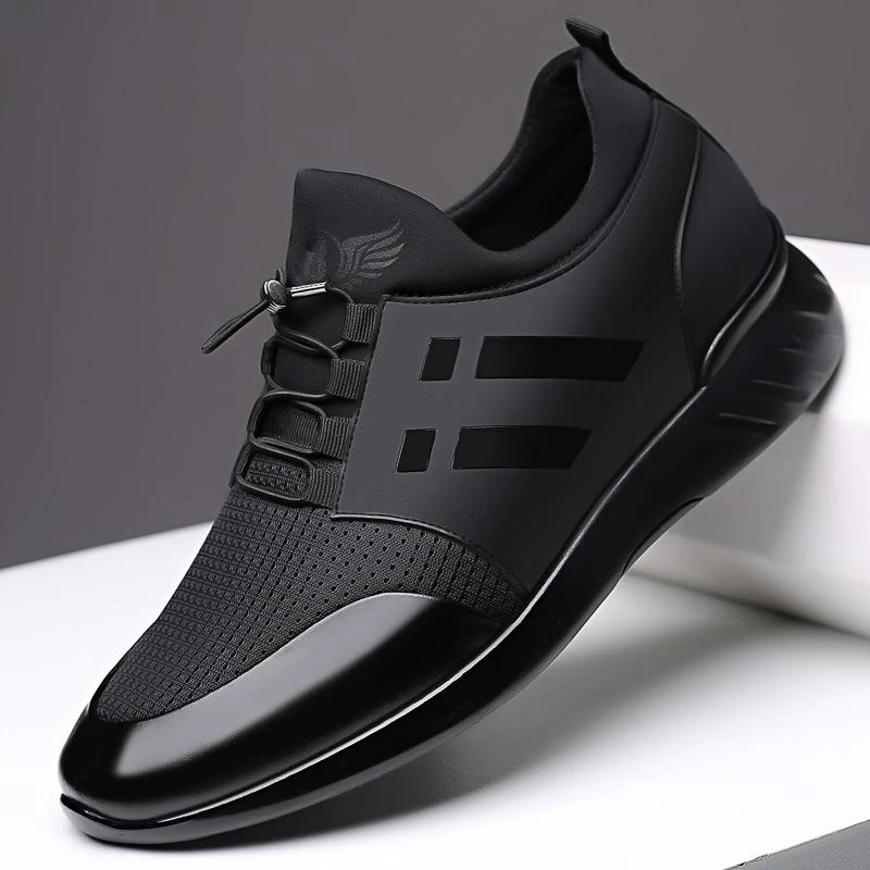 Limited Edition Men Flying Weaving Fashion Outdoor Sports Shoes
