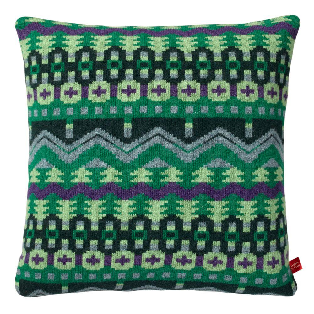 Donna wilson green arctic cushion more donna wilson and cushion
