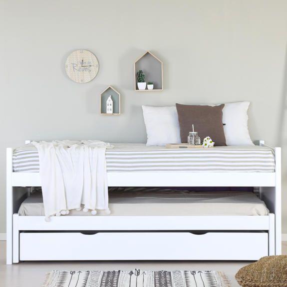 Banak importa malawi cama nido blanca con habitacion for Habitacion cama nido