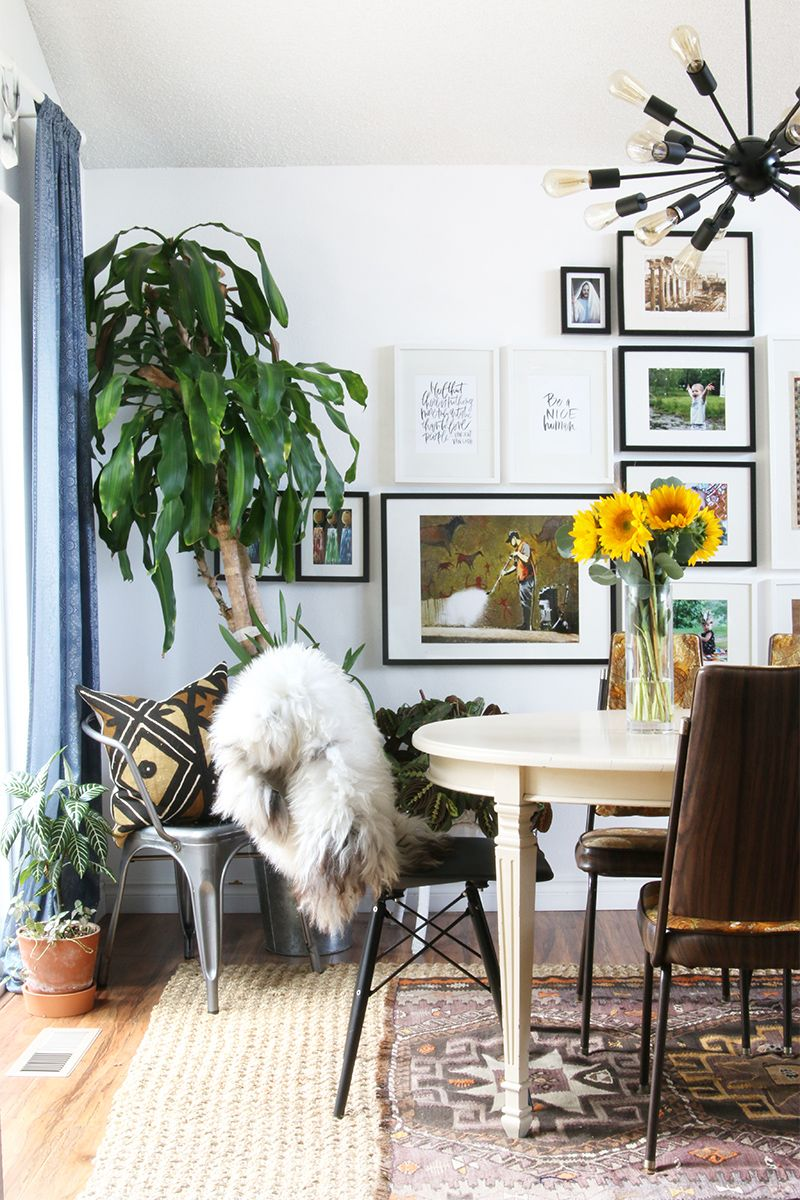 A home celebrating a love of vintage finds near seattle wa deco