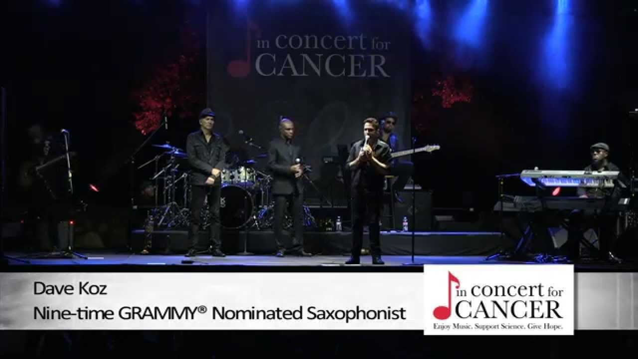 In Concert for Cancer 2015 Highlights