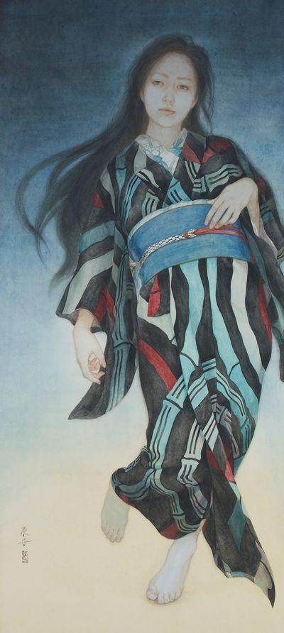 岡本 東子(Toko Okamoto)...   Kai Fine Art