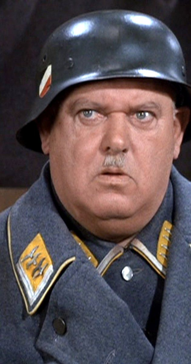 John Banner - IMDb   Hogans heroes, Tv stars, Classic television