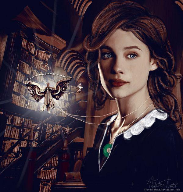 Tessa Gray by TIAvalentina