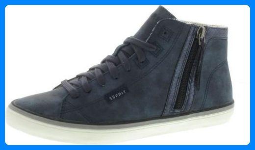 Esprit Venus Bootie Größe 39, Farbe blau Sneakers für