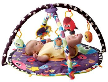 Lamaze Space Symphony Motion Play Gym
