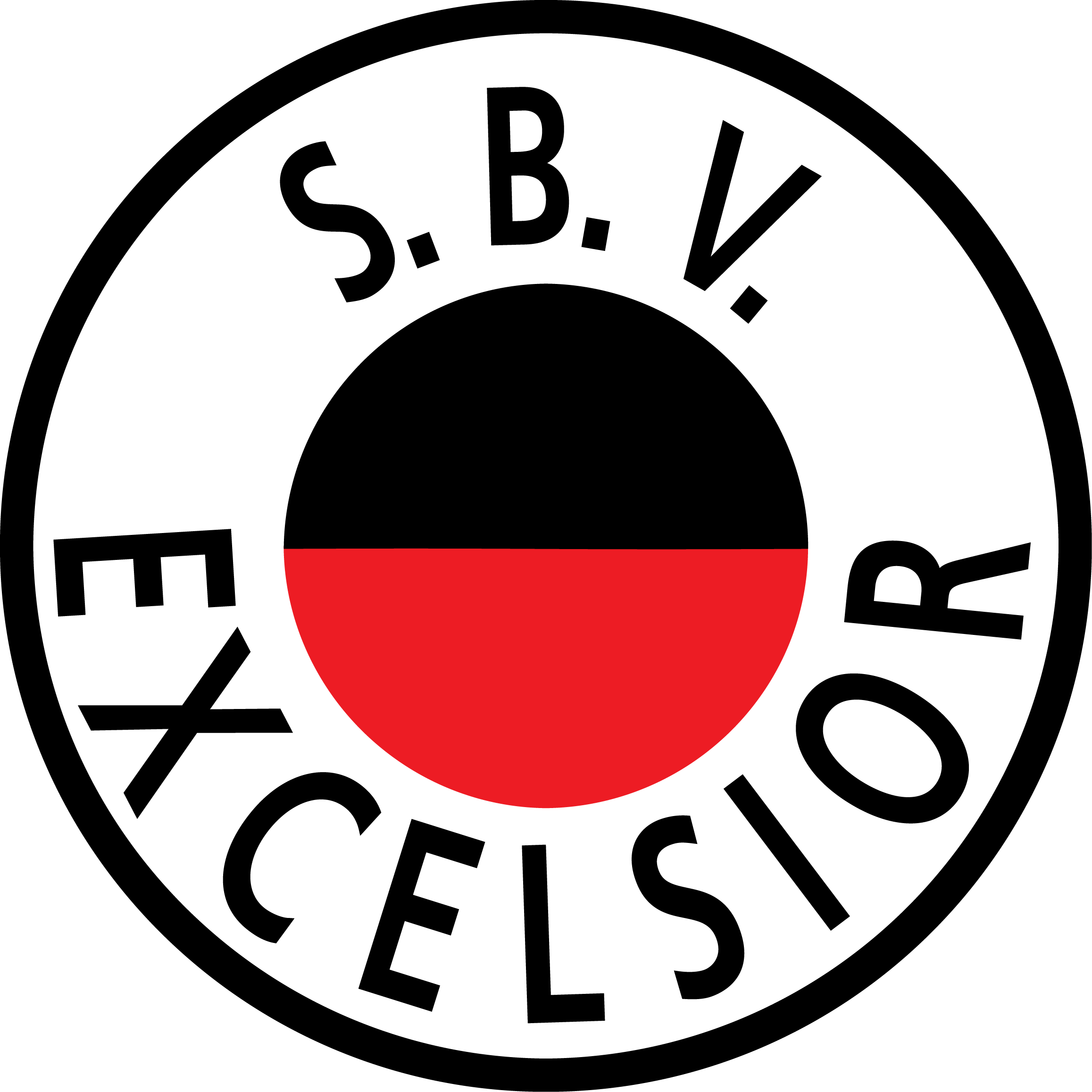 SBV Excelsior, Rotterdam, Nederland. Excelsior, Football