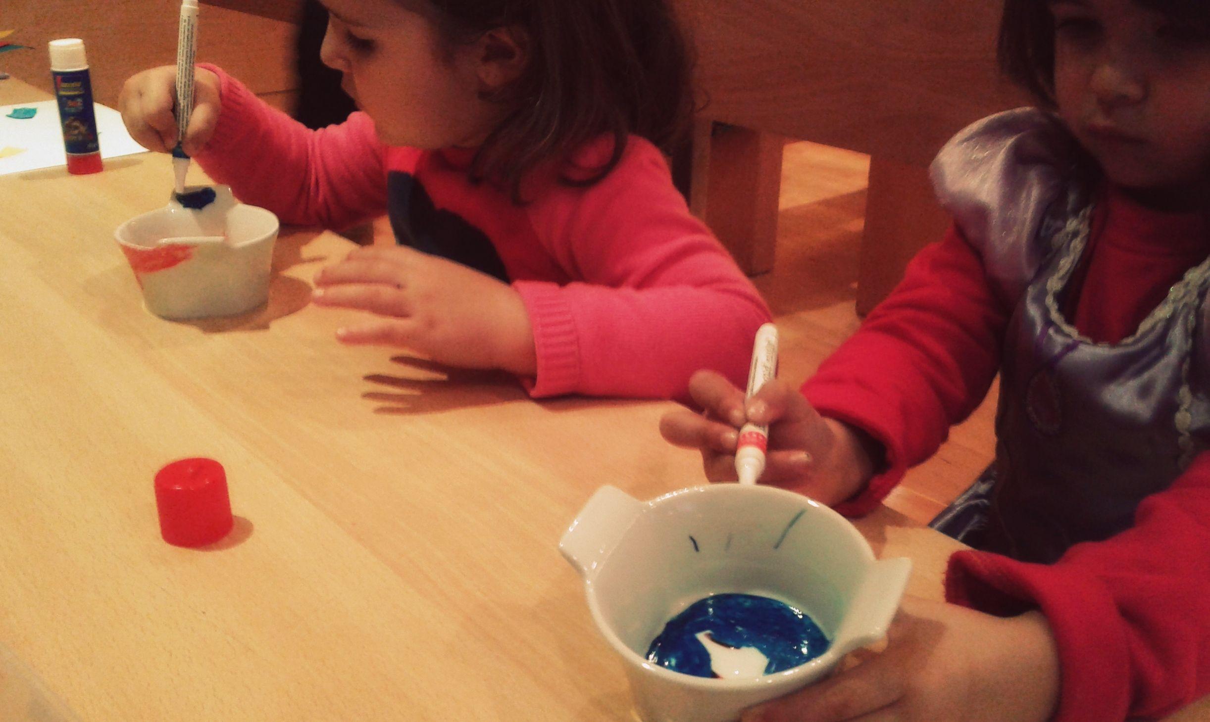 Interpretando a cerámica de Sargadelos.