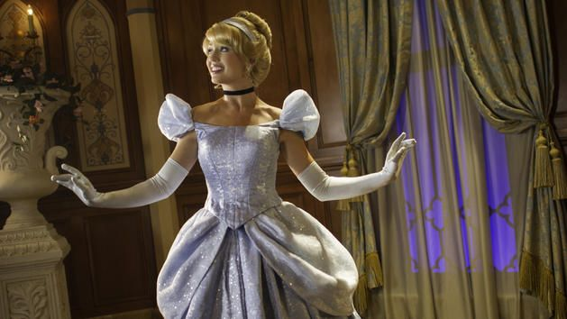 Cinderella at Walt Disney World