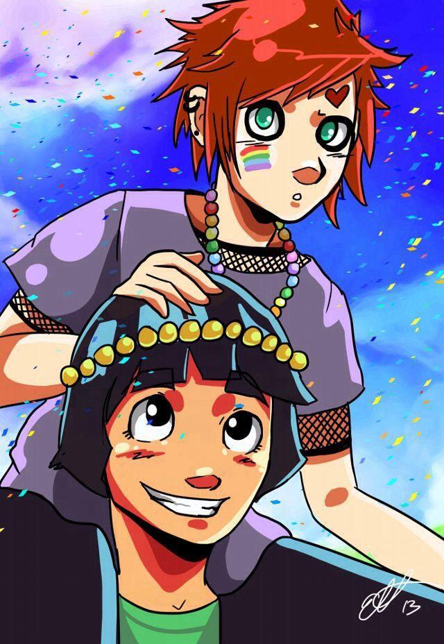 Pin by AKAASHI IS BEAUTIFUL on Gaara x Lee Gaara, Naruto