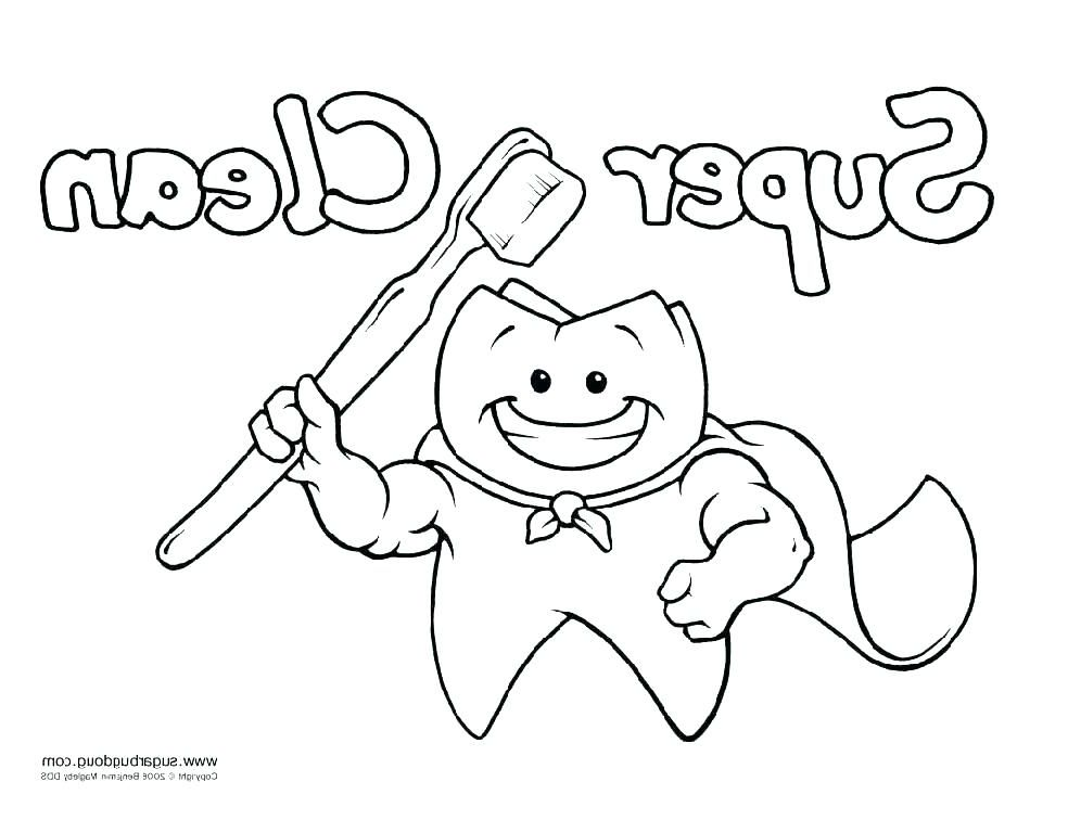 Teeth Coloring Pages Pt9f Shark Tooth Drawing At Getdrawings