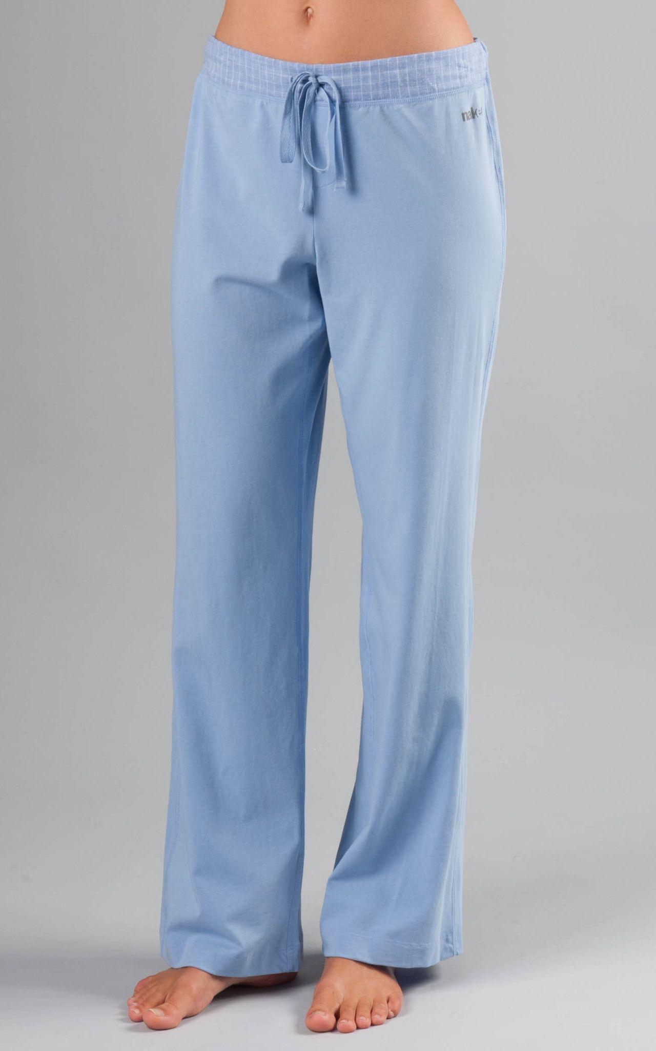 Essential Cotton Stretch & Double Gauze Lounge Pants