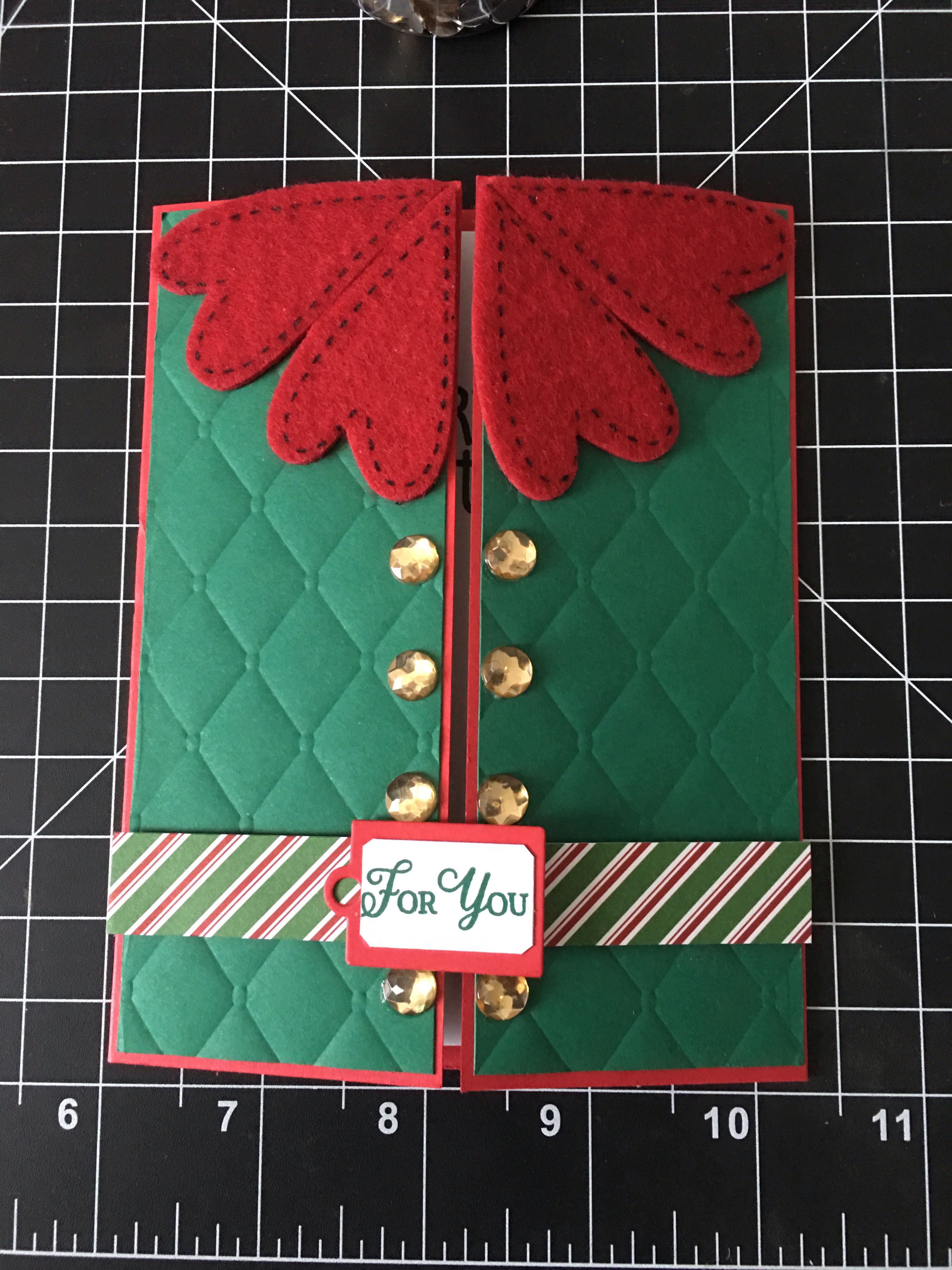 Stampin\' Up! + clearance craft store and target embellishments = one ...