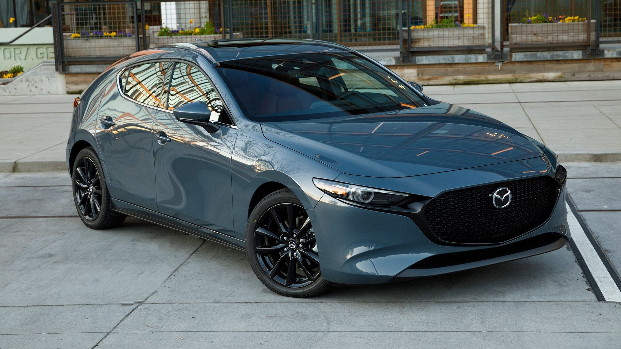 Turbocharged Mazda 3 Was Mocked Before It Was Released On July 8th In 2021 Mazda Cars Mazda Mazda 3