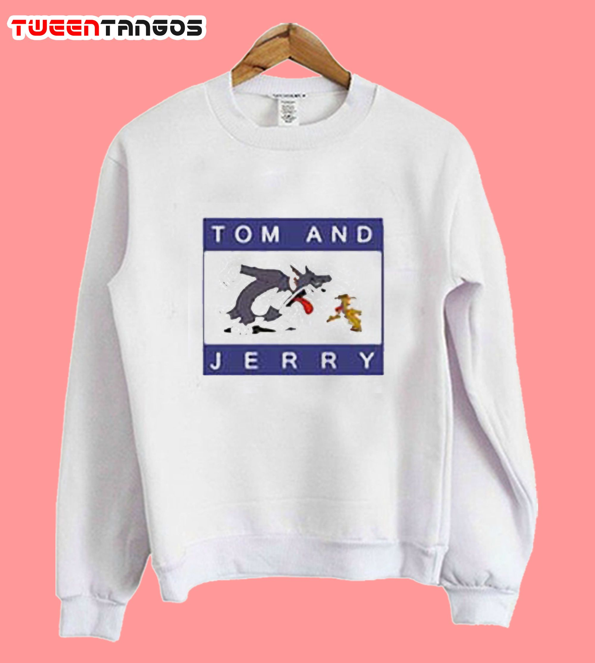 Product Name Tom And Jerry Graphic Sweatshirt Category Mens Main Price 24 9 Cool Shirt Designs Cool Shirts Shirt Print Design [ 1125 x 750 Pixel ]