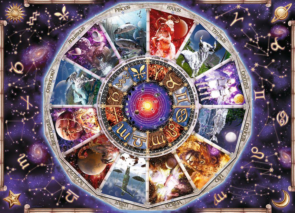 Astrologie Volwassenen Puzzels Producten Nl Astrologie Karten Legen Ravensburger Puzzle