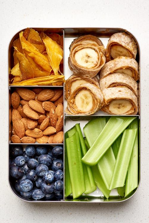 10 Easy Lunches That Don't Need to Be Refrigerated images