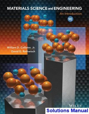 materials science and engineering an introduction 9th edition rh pinterest com Civil Engineering Materials Books Science Materials