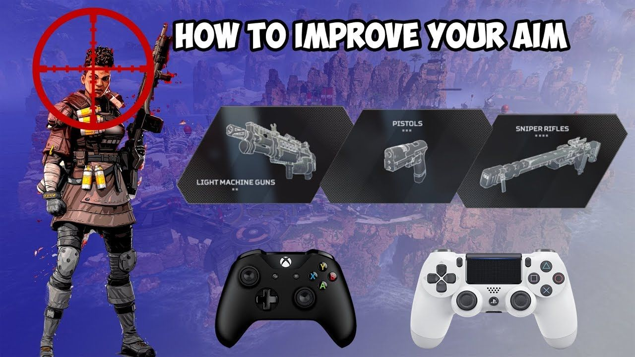 Apex Legends How to Improve Your Aim On Console Apex Legends How to