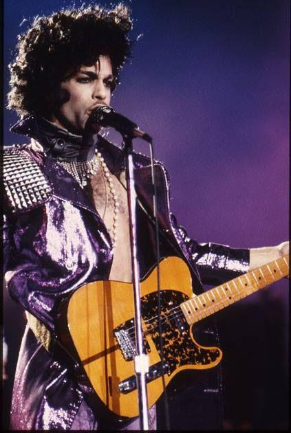 Prince - Purple Rain Era 1984