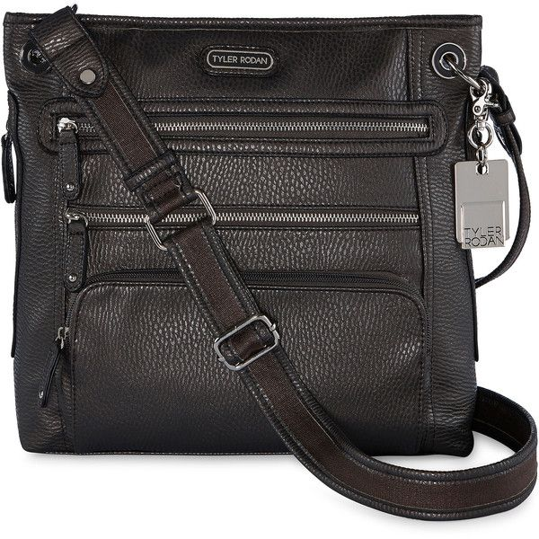 Tyler Rodan Kingston Large Crossbody Bag 60 Liked On Polyvore Featuring Bags