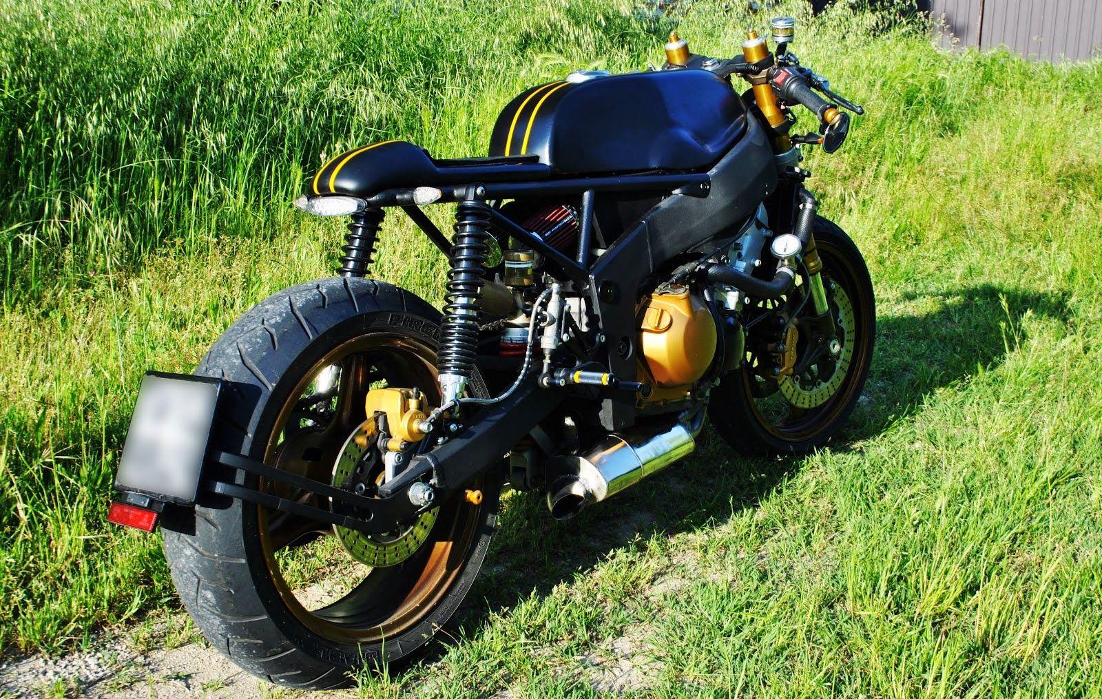 99garage Cafe Racers Customs Passion Inspiration Kawasaki Zx6r