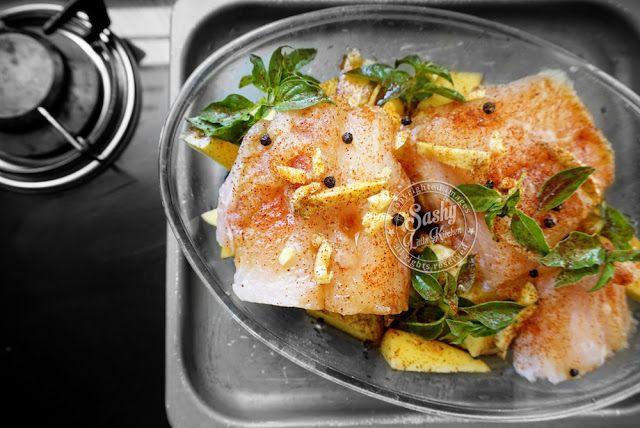 Baked Dory Fillet And Potatoes Fillet Ikan Dori Dan Ketang Panggang Sashy Little Kitchen Home Cooking And Food Traveller Resep Makanan Panggang Resep