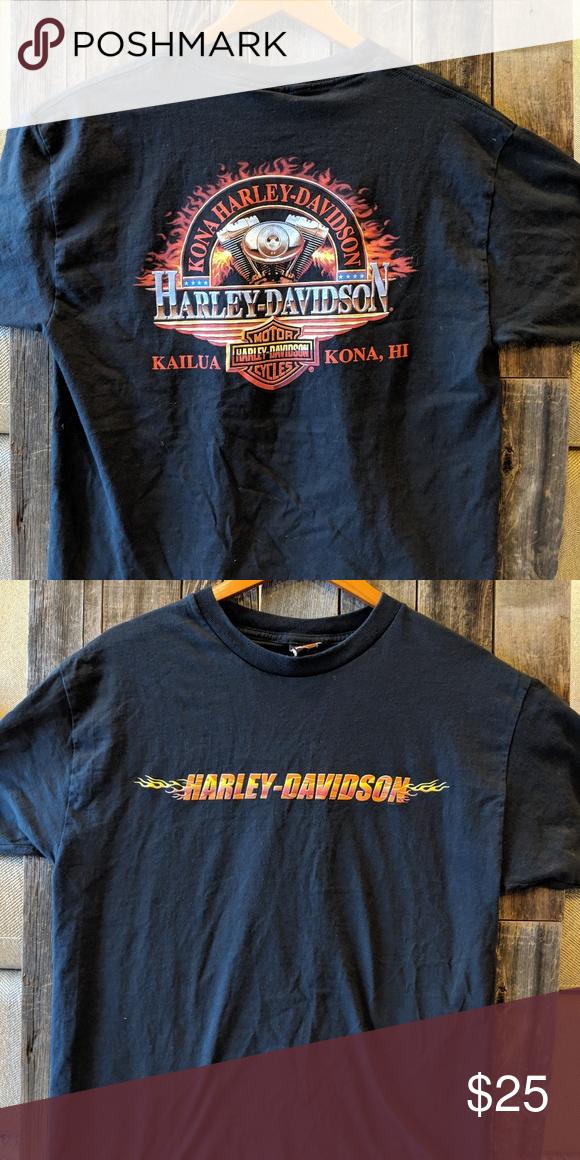 Kona Harley Davidson : harley, davidson, Men's, Harley, Collectible, Shirt., Clothes, Design,, Davidson, Shirts,, Fashion, Design